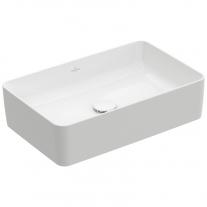 Lavoar pe blat, Villeroy & Boch, Collaro, 56 x 36 cm, dreptunghiular, alb