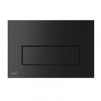Clapeta de actionare, AlcaPlast, M578, negru mat