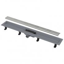 SIMPLE, RIGOLA DE DUS 550MM + GRATAR DIN INOX, APZ8-550M