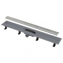 SIMPLE, RIGOLA DE DUS 850MM + GRATAR DIN INOX, APZ8-850M