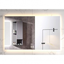 Oglinda Fluminia, Miro 120, dreptunghiulara, cu iluminare LED