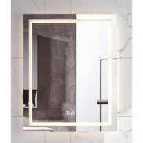 Oglinda Fluminia, Ando 60, dreptunghiulara, cu iluminare LED