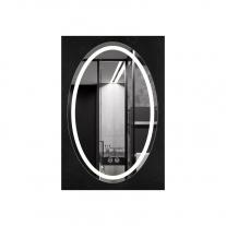 Oglinda Fluminia, Picasso, cu iluminare LED interior, 50 x 80 cm