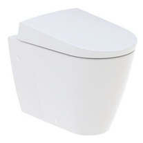 Vas WC stativ cu functie de bideu Geberit, Aquaclean Sela
