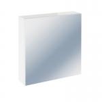 Dulap cu oglinda, EASY, alb, 60 cm