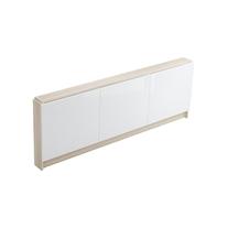 Cersanit, Smart, mobilier pentru cada, 160 cm, alb