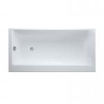Cada de baie dreptunghiulara, dreapta, SMART, 160x80 cm