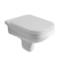 Hatria, Abito, baza vas WC suspendat, alb,