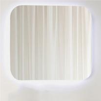 Oglinda dreptunghiulara Arthema, Revo, suspendata, cu iluminare led, 80 x 70 cm