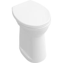 Vas WC stativ Villeroy & Boch, O.Novo, 36 cm, alb alpin
