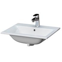 Lavoar incastrabil Cersanit, Ontario New, 60 cm, alb