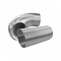 Tub flexibil Haco, din aluminiu 150 x 300 / 1