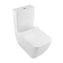 Vas WC monobloc stativ Villeroy & Boch, Venticello, direct flush, alb alpin
