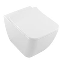 Vas WC stativ Villeroy & Boch, Venticello, direct flush, alb