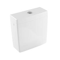 Rezervor Villeroy & Boch, Subway 2.0, pentru vas WC monobloc, alb