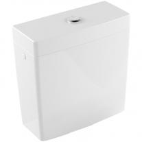 Rezervor monobloc Villeroy & Boch, Venticello, pentru vas WC compact, alb alpin