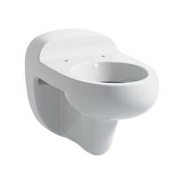 Vas WC suspendat pentru copii, alb, Kids