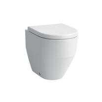 Vas WC stativ, frezat, cu iesire universala, alb, Pro