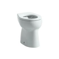 Vas WC stativ pentru copii cu iesire verticala, alb, Kids