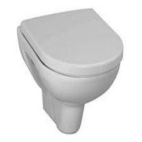 Vas WC suspendat compact, alb, Pro