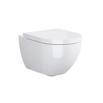 Vas WC rotund suspendat, alb, Urban Harmony