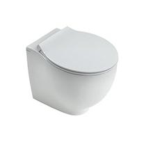 Vas WC stativ Hatria, Le Fiabe 50, rectificat, COMPACT, alb