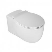 Hatria, Le Fiabe, vas WC suspendat, rimless, alb