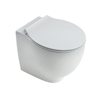 Vas WC stativ Hatria, Le Fiabe, rectificat, alb