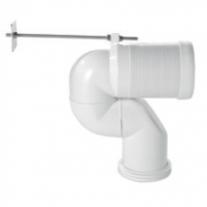 Hatria, Le Fiabe, racord vas WC din PVC