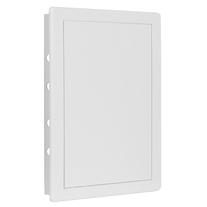 Usita de vizitare Haco, ASA-PVC, 20 x 25 cm, alb