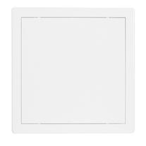 Usita de vizitare Haco, plastic, 30 x 30 cm, alb