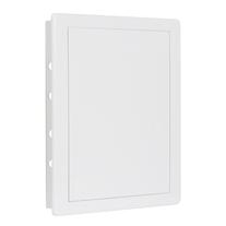 Usita de vizitare Haco, ASA-PVC, 30 x 40 cm, alb