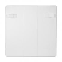 Usita de revizie Haco, fara inchizator, 40 x 40 cm, alb