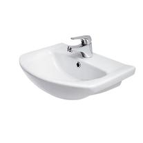 Lavoar pe mobilier Cersanit, Libra, 50 cm, alb