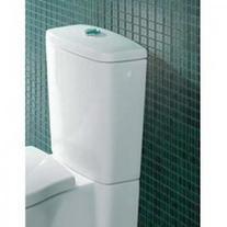 Rezervor vas WC Hatria, Nido, cu alimentare de jos, alb
