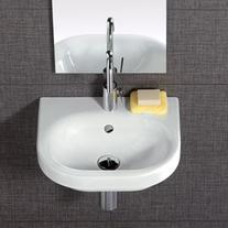 Lavoar suspendat, 45 cm, Daytime