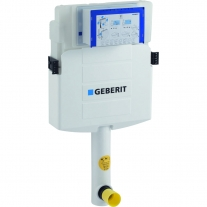 Rezervor ingropat Geberit, Sigma, pentru vas WC stativ, 12 cm