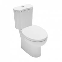 Vas WC stativ Hatria, Erika Pro, monobloc, alb