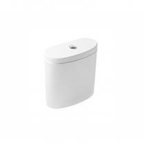 Rezervor vas WC,Hatria, Erika Pro, alimentare laterala, alb