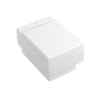 Vas WC suspendat Villeroy & Boch, Memento, dreptunghiular, Star White (alb stralucitor), CeramicPlus