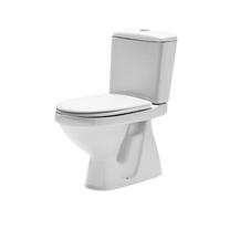 Cersanit, Roma New, set vas WC stativ, evacuare verticala, cu rezervor si capac inclus