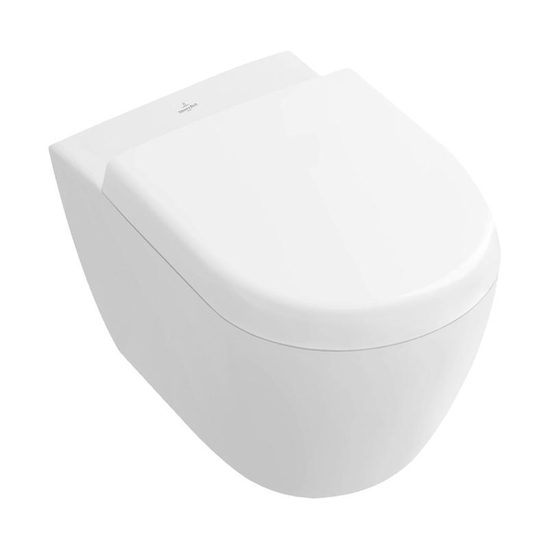 subway 2 0 alb vas wc compact suspendat 35 5x48 cm. Black Bedroom Furniture Sets. Home Design Ideas