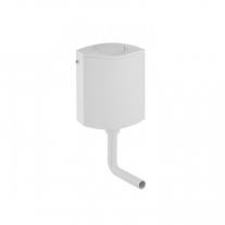 Rezervor WC Geberit, AP116PLUS, cu compartiment pentru odorizant pastila