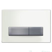 Clapeta cu actionare dubla, alb, Sigma50