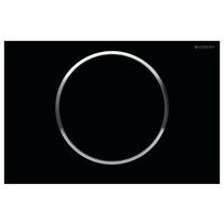 Clapeta cu actionare start-stop Geberit, Sigma10, negru