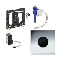 Dispozitiv optoelectronic pentru pisoar Gebeirt, Sigma, crom mat